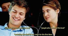 Watching TFIOS the first time :P