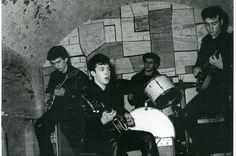 PAUL ON THE RUN: One of earliest photos of The Beatles to be auctioned