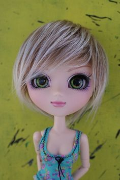 Chika (Pullip Aya) by feuerbrasiliens, via Flickr