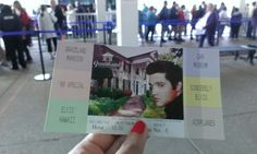 Ticket to Graceland