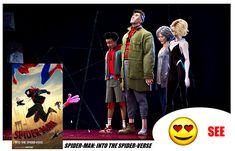 #SEEorSNUB #SpiderMan #SpidermanIntoTheSpiderVerse #Movie #Film #Movies #Films #PeterParker #StanLee #Marvel Movie Film, Movies, The Best Films, Stan Lee, Spiderman, Author, Marvel, Spider Man, Films
