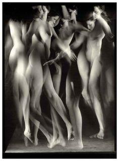 Pavel Odvody - Dance Study, 2005. … via the Art Galerie