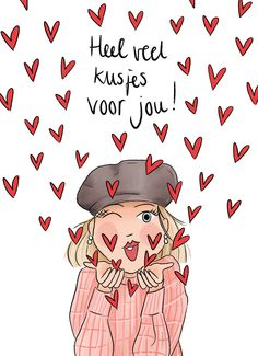 Happy Birthday Kiss, It's Your Birthday, Birthday Wishes, Birthday Cards, Hug Kiss Gif, Love Hug, Magic Words, Happy B Day, Love Notes