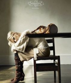 Comfortable! -- Anthropologie Addict: Seducing Us Softly-Anthropologie