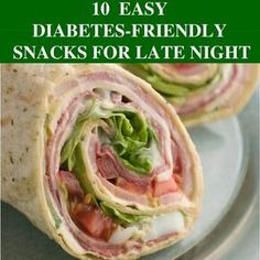 10 diabetes friendly snacks that are perfect for late night. A variety of diabetes snacks that are delicious and easy yet won't send your blood sugar up. # Healthy Snacks for diabetics 10 Diabetes Friendly Snacks Low Carb Recipes, Diet Recipes, Cooking Recipes, Snacks Recipes, Recipies, Cooking Pasta, Diet Desserts, Cooking Steak, Cooking Bacon