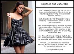 Ember's Fiery TG Captions: Exposed and Vunerable