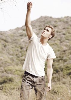 Paul Wesley {by Paria} More