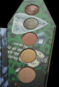 LunatiCK RELIC Pressed Eyeshadow Palette