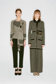 Sonia Rykiel Pre-Fall 2016 Fashion Show  A disappointing lack of diversity in this lookbook  http://www.vogue.com/fashion-shows/pre-fall-2016/sonia-rykiel/slideshow/collection#7