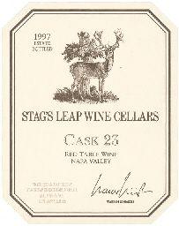 Stag's Leap Wine Cellars Cabernet Sauvignon--Vintage 1973