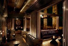 Bar Layout | ... Furniture & Lighting, Branding, Menu Design, Restaurant Collateral