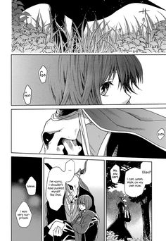 Read manga Mahou Tsukai no Yome Ch.023: Fools rush in where angels fear to tread. online in high quality