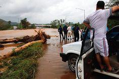 ¡Alto riesgo! Falla de presa en Puerto Rico provocó inundaciones