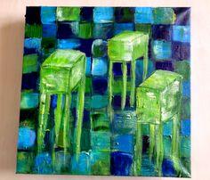 bloktafels by Willemien Peters