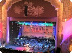 "Gospel Christmas with the Oregon Symphony (At Arlene Schnitzer Concert Hall, aka ""the Schnitz"" downtown Portland) by eg2006, via Flickr"