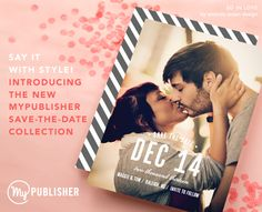MyPublisher Save-the-Date Collection