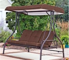12 Best Patio Swings With Canopy Images In 2013 Patio