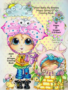 168 Best Coloring Books By Sherri Baldy My Besties Images On