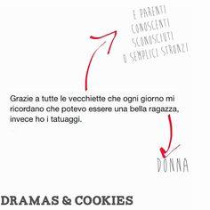 Dramas & Cookies: Del breve messaggio non troppo subliminale