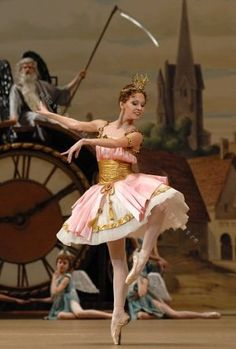 """The Bolshoi Ballet's version of """"Coppelia"""" at The Kennedy Center Opera House, Washington, D.C., May 29-June 3, 2012."""