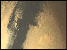 Watch Curiosity land on Mars's red soil in high definition images