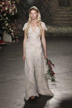 Jenny Packham New York Bridal Week 2016