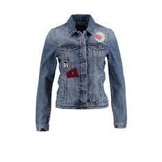 America Today spijkerjasje jeans jacket blue  Bestel nu bij wehkamp.nl