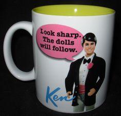 Look sharp.  The dolls will follow.  --  Ken