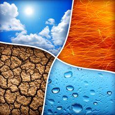 Üvegházhatás-prognózis - A klímaváltozás lehetséges következményei 2050-től