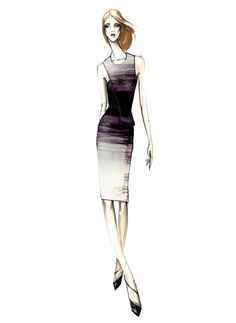 Bibhu Mohapatra Fall 2014cant wait to see how this looks in reality