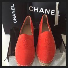 Chanel Espadrillas