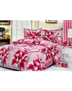 Live in style and add richness to your dwelling with www.aasthahomedecor.com/bed-linen.html as it brings to you this fabulous bed linen range. Stitched in superior fabric and splashed with vibrant colours, each piece from this line-up will spruce up your abode like never before.