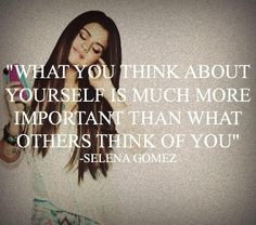 Quotes of her is most important quotes she inspires me so much and i wish  i can meet her so badly i mean it would mean the universe+all planets to me!!!!!