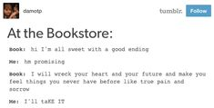 21 Times Tumblr Perfectly Summed Up Your Obsession With YA Novels