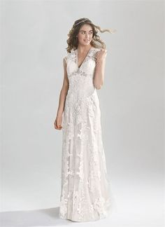 Browse beautiful Lillian West wedding dresses and find the perfect gown to suit your bridal style. Sweet Wedding Dresses, Vintage Style Wedding Dresses, Lovely Dresses, Boho Wedding Dress, Bridal Style, Lace Wedding, Purple Wedding, Lillian West, Designer Wedding Gowns