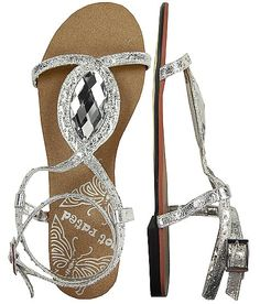 Not Rated Big Rock Sandal