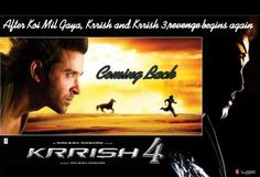 KRRISH 4 Bollywood movies Full HD 720p Watch Actor-filmmaker Rakesh Roshan has revealed that he will soon start working for the Krrish 3 sequel as he feels