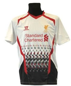 This could be one of the worst away kits ever committed to the Premier League. What are Liverpool thinking?