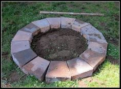 I am so doing this when Jay tears up the backyard this summer. For the new HUGE planting beds.