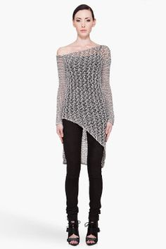 Helmut Lang knit dress