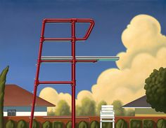 The Dare by Kenton Nelson