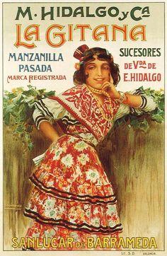 carteles-vinos-manzanilla-la-gitana