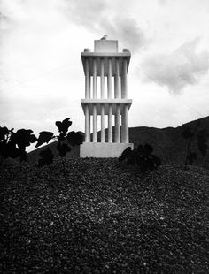 Ettore Sottsass, Design of a Very Beautiful Architecture