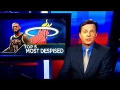 TOP 5 MOST DESPISED ATHLETES IN THE CHICAGO AREA SPORTS