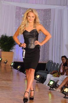 Sometimes you just have to hit the runway Model: Kaylee Arthur Hair & Makeup: Liz Everett Photo: Barron Daparre
