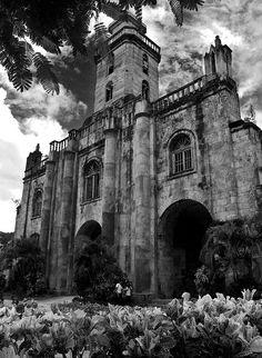 Bohol Catholic Church #philippines