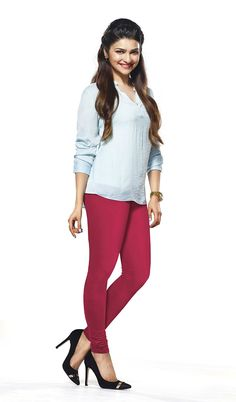 Lux Lyra Women's Pink Cotton Indian Churidar Leggings  Color : Pink color Fabric : 95% Cotton & 5% Spandex Style : Indian Churidar Comfort, Durability & flexibilty Leggings Wash Care : hand wash And dry clean
