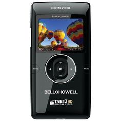 Bell+howell 5.0 Megapixel Take2hd High-definition Flip Digital Video Camcorder (black) (pack of 1 Ea)