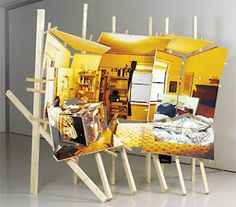 3D Photography collage reconstruction by Isidro Blasco
