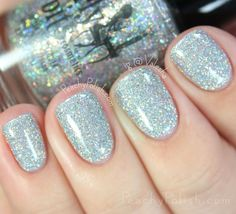 Girly Bits Don't Tangle Your Tinsel | Holiday Magic Collection | Peachy Polish